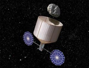 asteroid retrieval