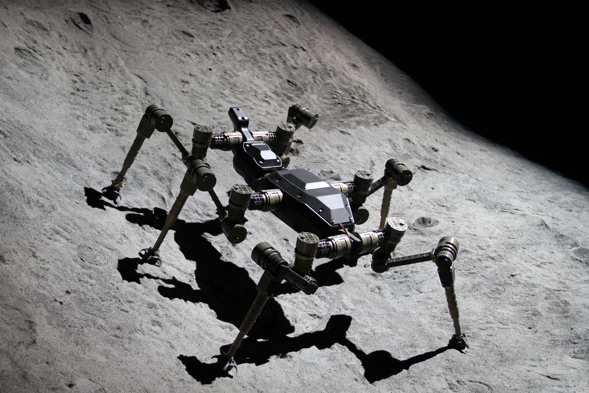 la robotique spatiale du futur