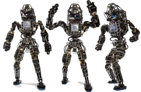 Le robot Atlas de Boston Dynamics