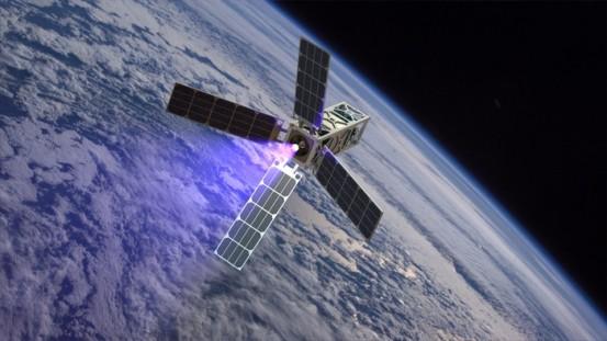 Le petit propulseur CAT trouvera-t-il l'argent pour permettre l'exploration du système solaire via les CubeSat.