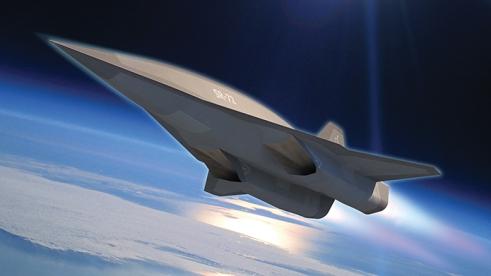 le SR-72 de Lockheed Martin