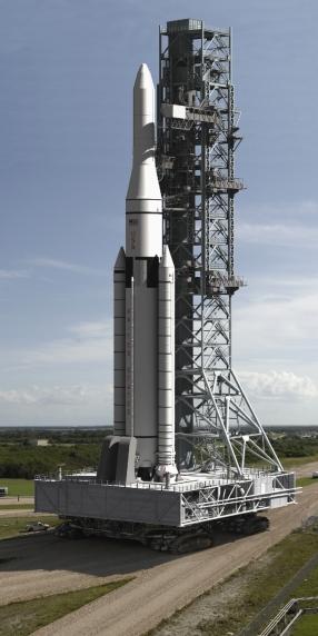 Le SLS de la NASA.